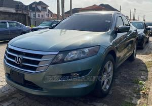 Honda Accord CrossTour 2010 EX Gray   Cars for sale in Lagos State, Ikeja