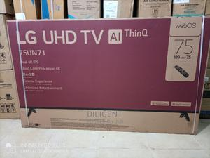 75 Inches L.G Television | TV & DVD Equipment for sale in Abuja (FCT) State, Wuse