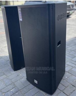 High Quality Double Speaker Auxelll Speaker | Audio & Music Equipment for sale in Lagos State, Ojo