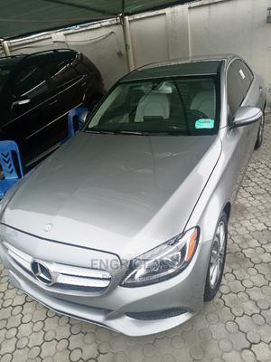 Mercedes-Benz C300 2015 Gray   Cars for sale in Lagos State, Amuwo-Odofin