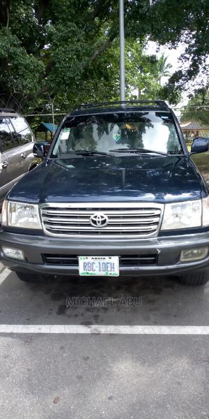 Toyota Land Cruiser 2006 100 4.7 Executive Blue   Cars for sale in Abuja (FCT) State, Maitama