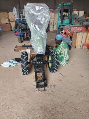 12hp Diesel Engine Power Tiller With Seat and Tiller | Farm Machinery & Equipment for sale in Kano State, Fagge