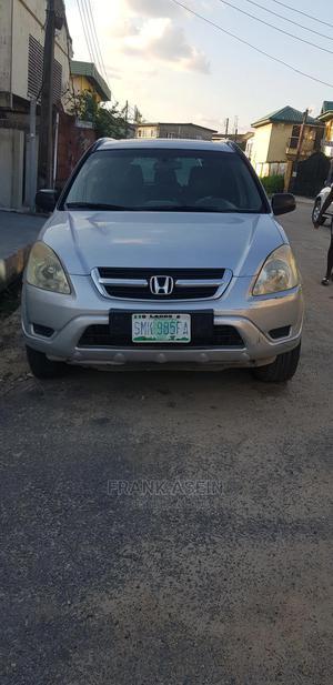 Honda CR-V 2004 Silver | Cars for sale in Lagos State, Yaba