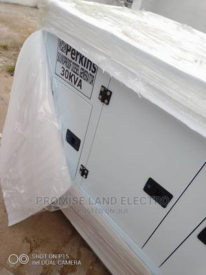 Perkins Generator 30kva   Electrical Equipment for sale in Lagos State, Magodo