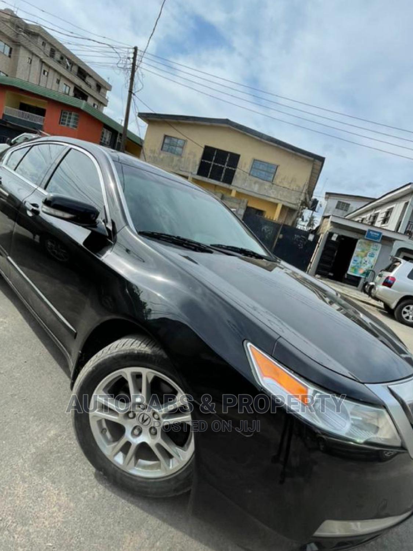 Archive: Acura TL 2011 SH-AWD Automatic Black