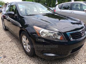 Honda Accord 2008 Black | Cars for sale in Abuja (FCT) State, Garki 2