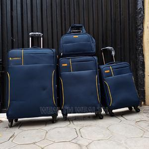 4 Set Zippered Trolley Luggage Bag for Sale | Bags for sale in Lagos State, Ikeja