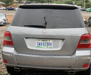 Mercedes-Benz GLK-Class 2011 350 Gray | Cars for sale in Abuja (FCT) State, Gwarinpa