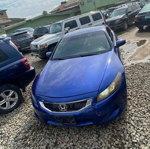 Honda Accord 2010 Coupe EX V-6 Blue | Cars for sale in Lagos State, Ogba