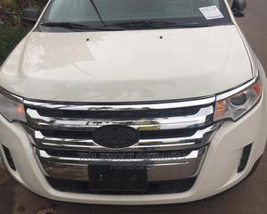Ford Edge 2012 White   Cars for sale in Lagos State, Alimosho