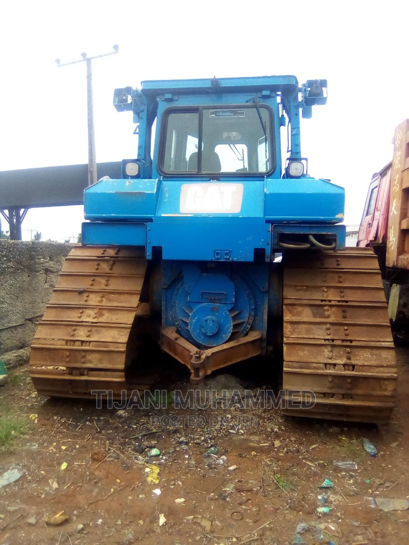 Archive: D6T Bulldozer