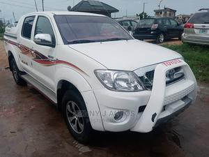 Toyota Hilux 2009 White   Cars for sale in Lagos State, Amuwo-Odofin