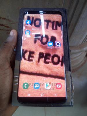 Samsung Galaxy S8 64 GB Black | Mobile Phones for sale in Edo State, Benin City