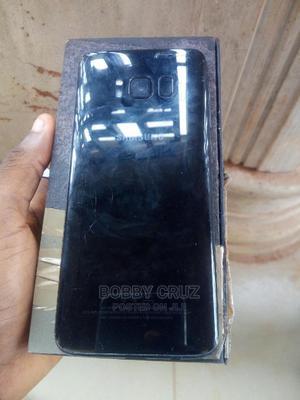 Samsung Galaxy S8 64 GB Black   Mobile Phones for sale in Edo State, Benin City