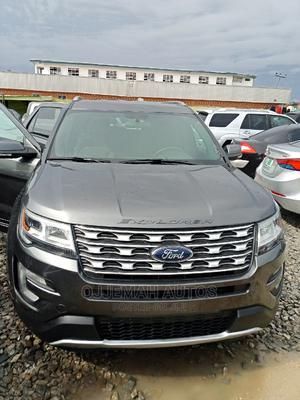 Ford Explorer 2017 Gray | Cars for sale in Lagos State, Ifako-Ijaiye