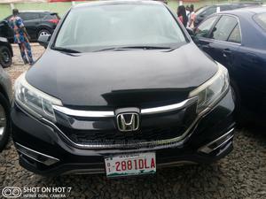 Honda CR-V 2015 Black | Cars for sale in Lagos State, Ifako-Ijaiye