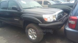 Toyota Tacoma 2007 Black | Cars for sale in Lagos State, Isolo