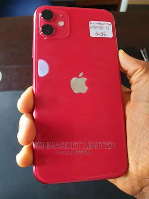 Apple iPhone 11 64 GB Red   Mobile Phones for sale in Edo State, Auchi