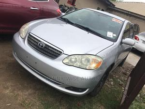 Toyota Corolla 2008 1.8 LE Silver | Cars for sale in Lagos State, Surulere
