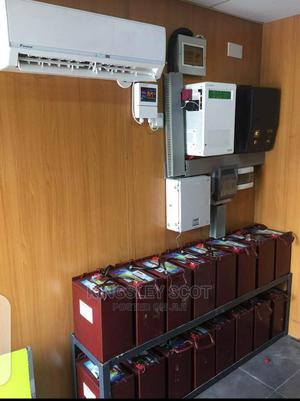 Solar Panel Inverter Sales, Installation Repair   Electrical Equipment for sale in Lagos State, Amuwo-Odofin