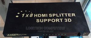 8 Ports HDMI Splitter | Computer Hardware for sale in Delta State, Warri