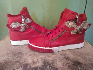 Uk Used Boys Shoe With Free Brand New Boxers | Shoes for sale in Edo State, Ikpoba-Okha