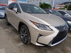 Lexus RX 2016 350 AWD Gold | Cars for sale in Lagos State, Ajah