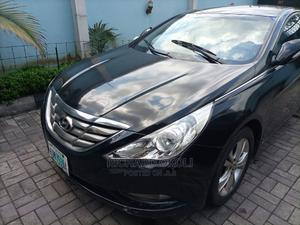 Hyundai Sonata 2012 Black | Cars for sale in Rivers State, Obio-Akpor