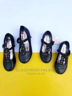 Girls Black School Shoe (UK) | Children's Shoes for sale in Ondo State, Akure