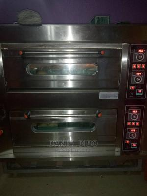 Two Deck Industrial Ovan. Gas and Electric Control System | Industrial Ovens for sale in Lagos State, Ikeja