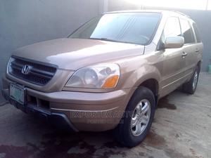 Honda Pilot 2006 Gold | Cars for sale in Lagos State, Ikeja