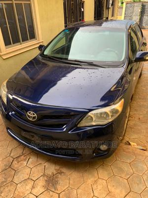 Toyota Corolla 2012 Blue   Cars for sale in Ogun State, Ado-Odo/Ota