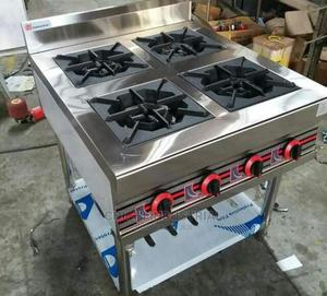 Four Burner Gas Without Oven | Restaurant & Catering Equipment for sale in Lagos State, Ojo