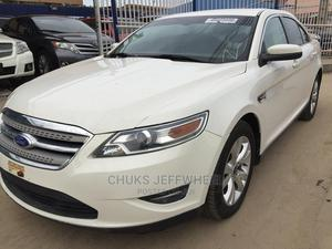 Ford Taurus 2011 SEL White | Cars for sale in Lagos State, Isolo
