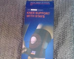Knee Support With Stays | Sports Equipment for sale in Lagos State, Surulere