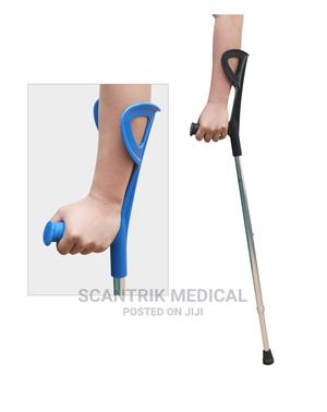 Walking Elbow Crutch | Medical Supplies & Equipment for sale in Abuja (FCT) State, Guzape District
