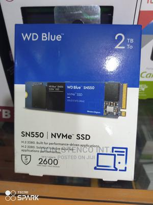 2tb WD Blue Ssd | Computer Hardware for sale in Lagos State, Ikeja