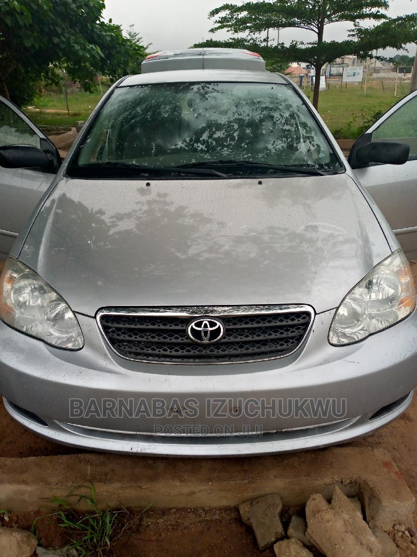 Toyota Corolla 2005 CE Silver