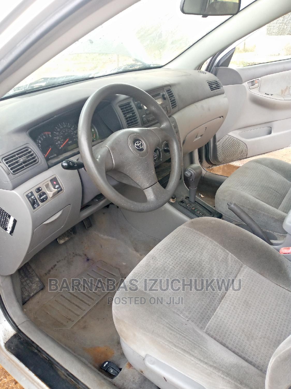Toyota Corolla 2005 CE Silver | Cars for sale in Owerri, Imo State, Nigeria