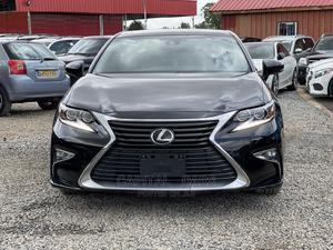 Lexus ES 2018 350 FWD Black | Cars for sale in Abuja (FCT) State, Mabushi