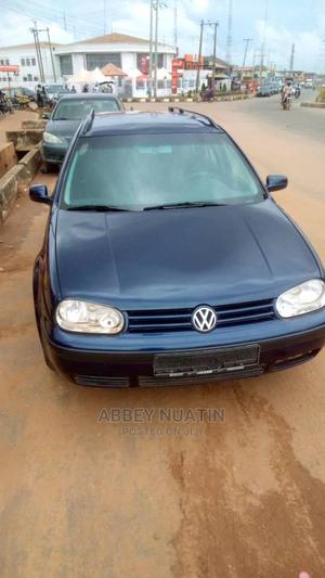 Volkswagen Golf 2002 Blue | Cars for sale in Lagos State, Ikorodu