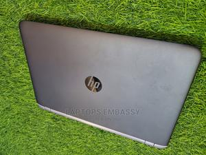 Laptop HP ProBook 450 G3 4GB Intel Core I3 HDD 500GB | Laptops & Computers for sale in Lagos State, Lekki