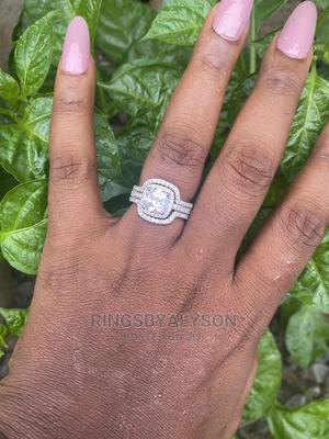 3 in 1 Sterling Silver Bridal Set   Wedding Wear & Accessories for sale in Lagos State, Maryland