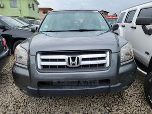 Honda Pilot 2008 Gray | Cars for sale in Lagos State, Ogba