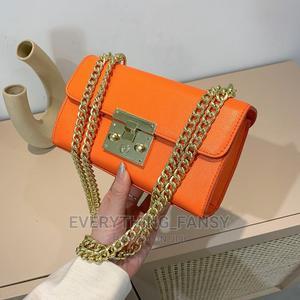 Mini Sling Orange Bag | Bags for sale in Imo State, Owerri