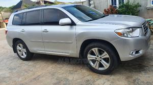 Toyota Highlander 2010 SE Silver | Cars for sale in Oyo State, Ibadan