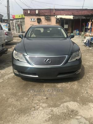 Lexus LS 2008 460 Gray   Cars for sale in Lagos State, Surulere