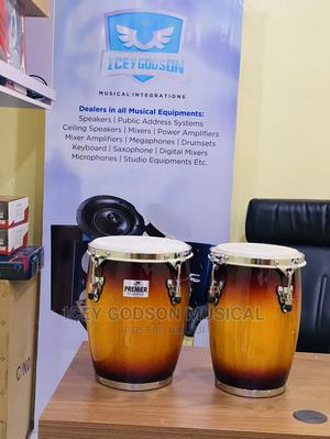 Mini Conga Drum With Stand   Musical Instruments & Gear for sale in Lagos State, Ikeja