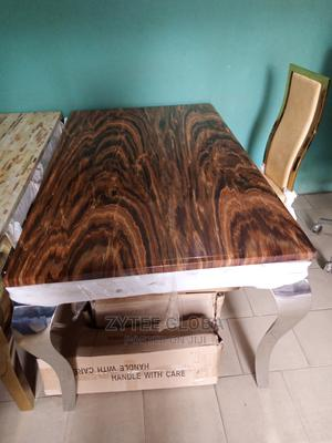 Dinning Table With,6 Chairs | Furniture for sale in Lagos State, Ojo