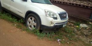 GMC Acadia 2008 White | Cars for sale in Lagos State, Ikeja